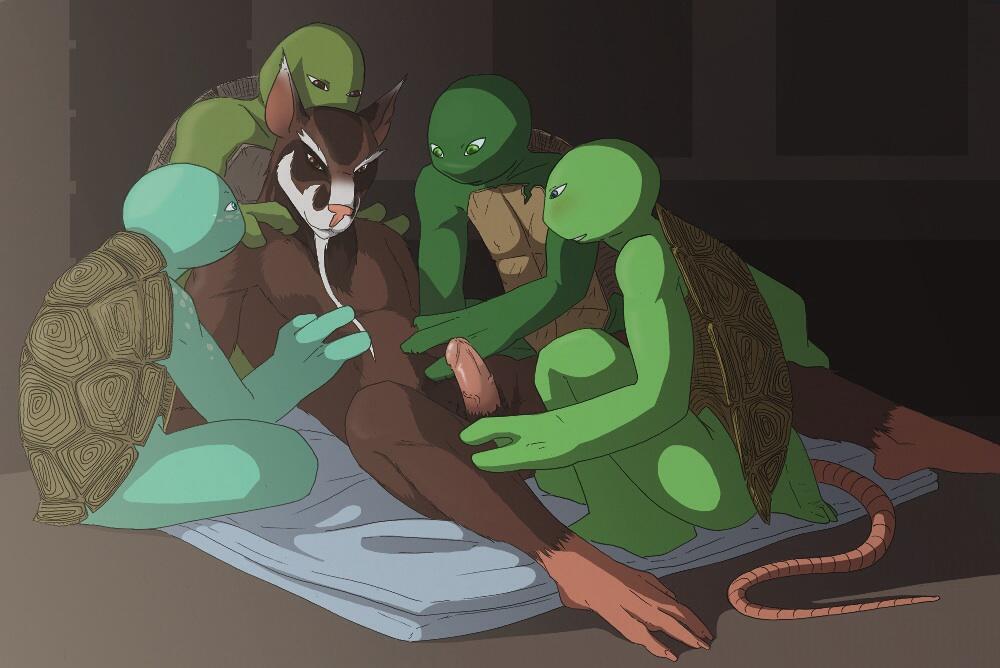 teenage mutant nude ninja turtles Dokkaebi rainbow six siege porn
