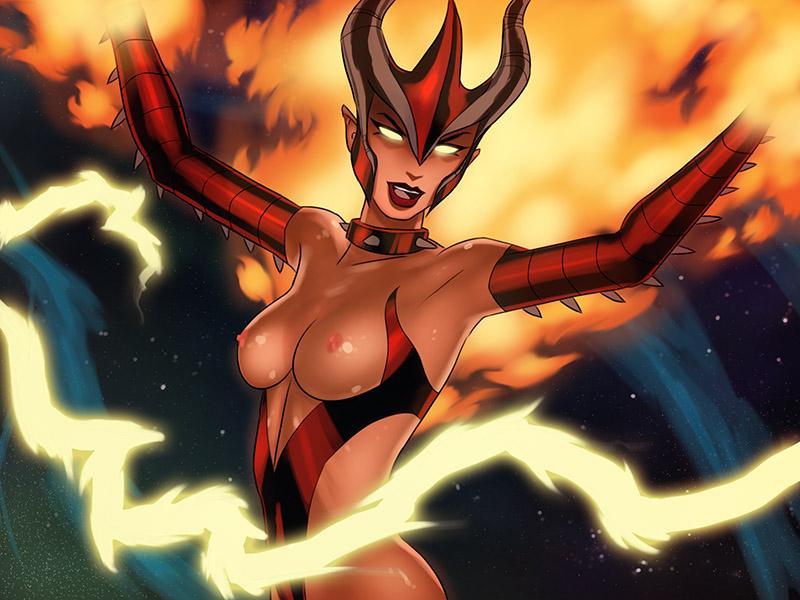 avengers enchantress heroes mightiest earth's Fire emblem eirika and ephraim