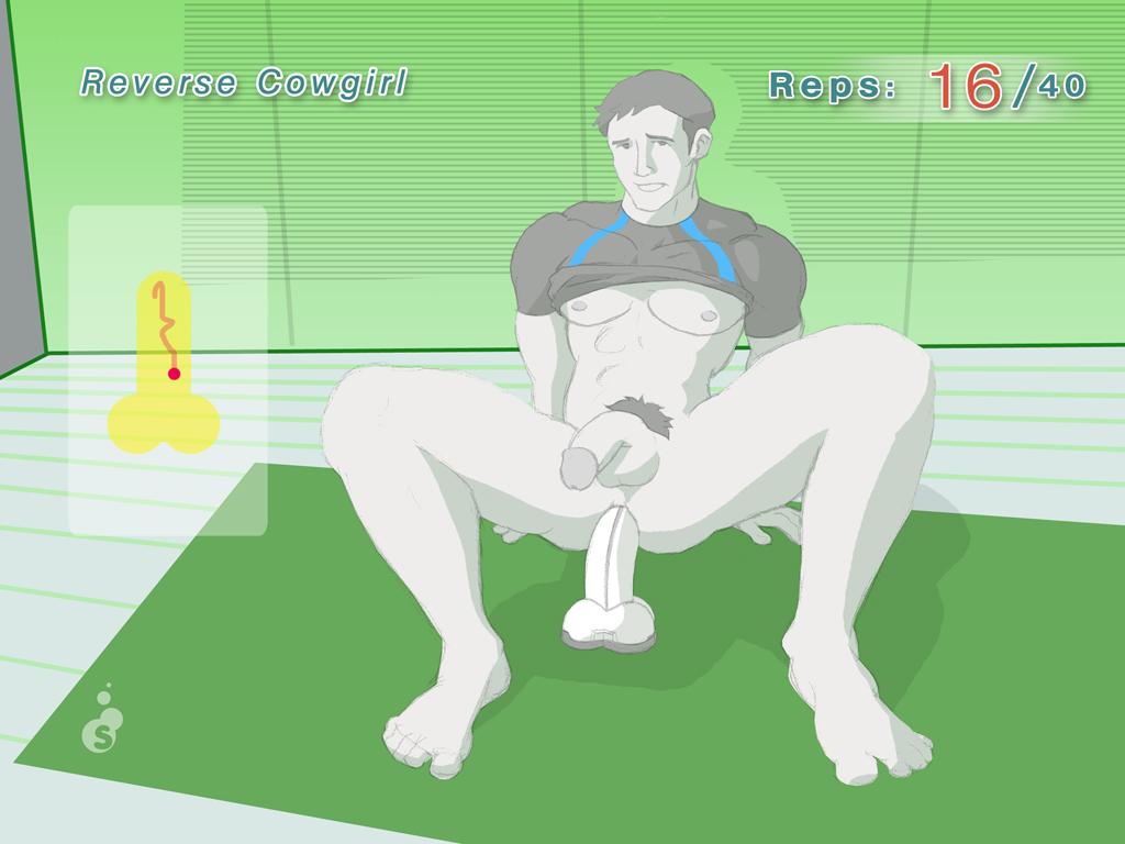 mac wii x trainer fit male little Boku no kanojo ga majimesugiru sho-bitch na ken