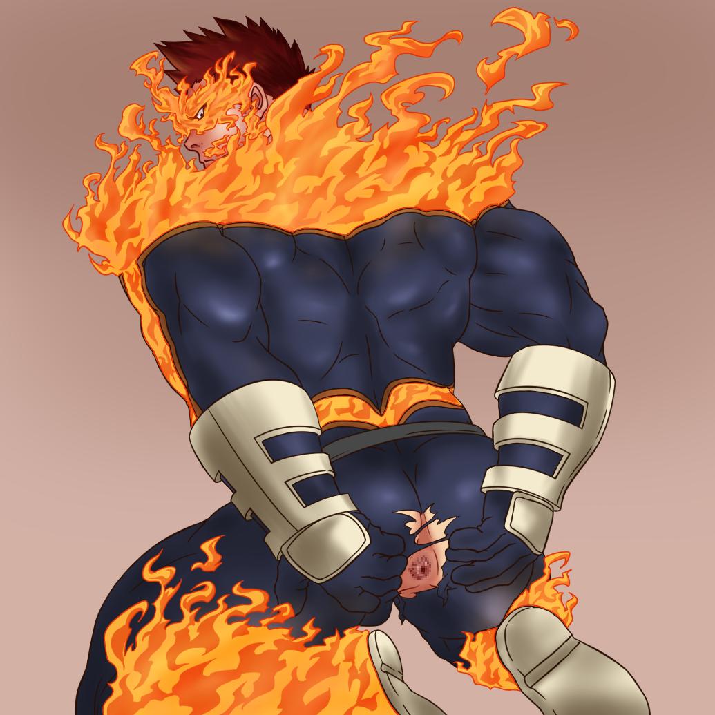 jiro my hero academia porn God of war aphrodite gif