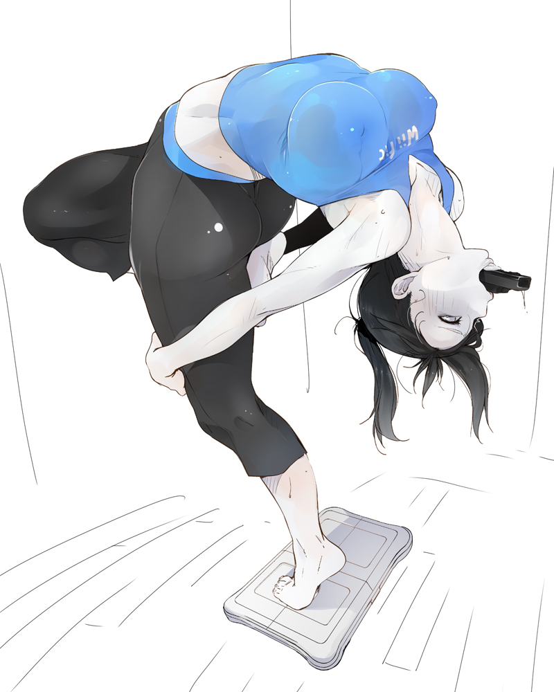 male trainer mac little wii x fit My little pony friendship is magic anthro