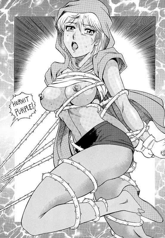 porn bizarre adventure jojo's anne Rose, warrior of revenge