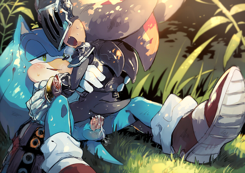 amy sonic in it and having bed Magika_no_kenshi_to_shoukan_maou