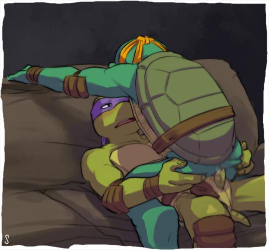 teenage ninja mutant xxx turtles For honor female black prior