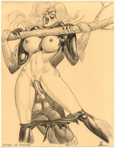 black man ps4 cat spider Kill la kill mako naked