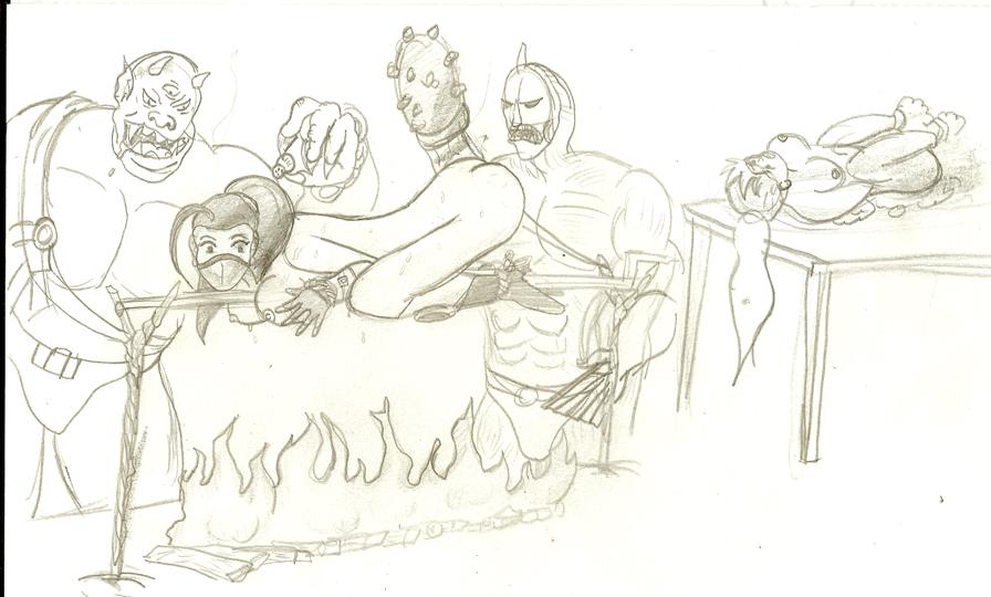 mortal kombat sonya nude blade How to train your dragon lemon