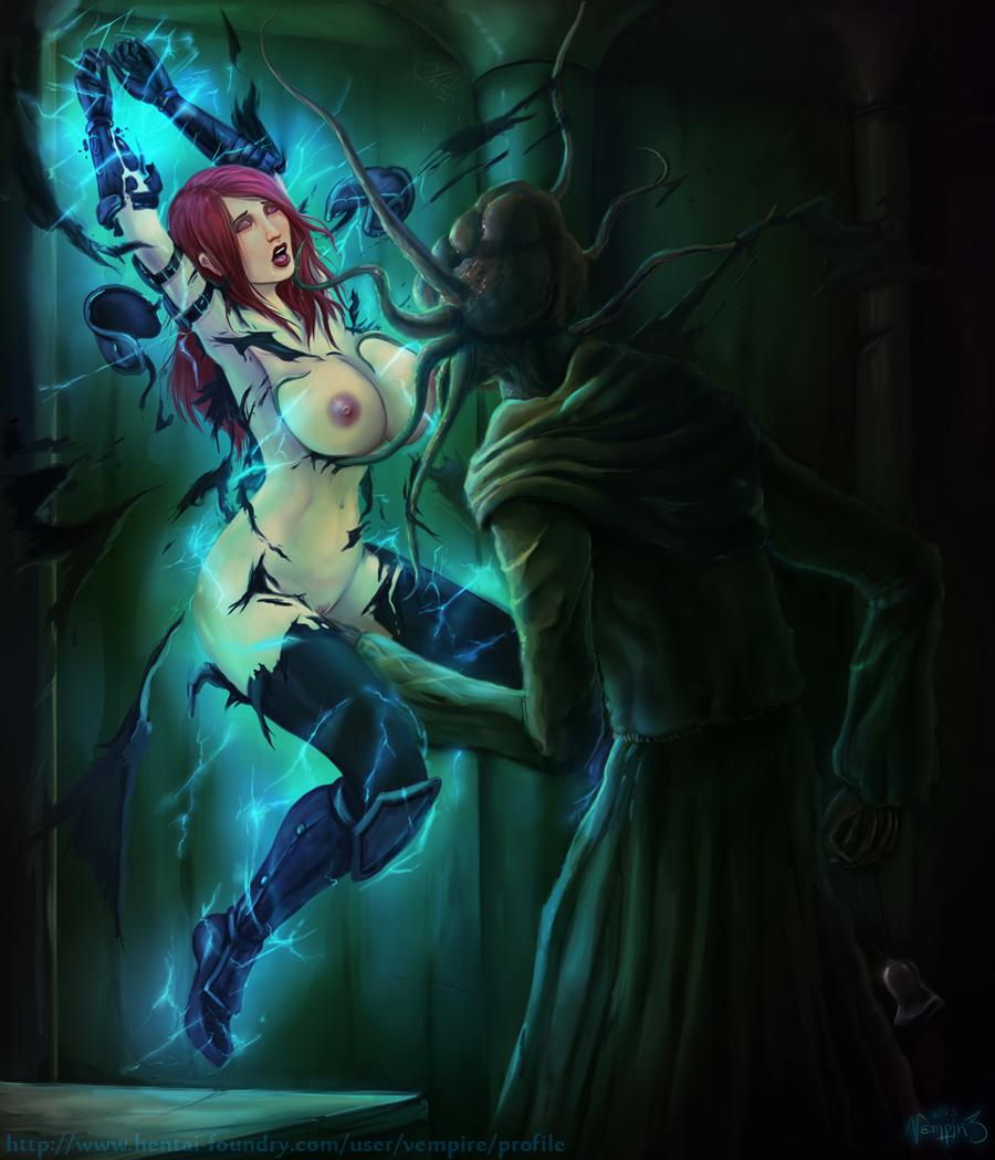 monstiongra ~demons~ vol.2 Heroes of newerth hero list