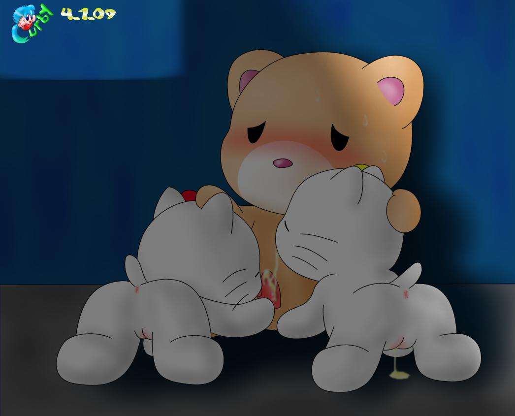 kitty bust a n groove Junpei tenmyouji zero time dilemma