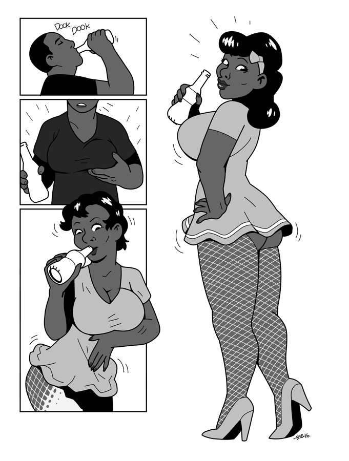 female sequence male transformation to My love story