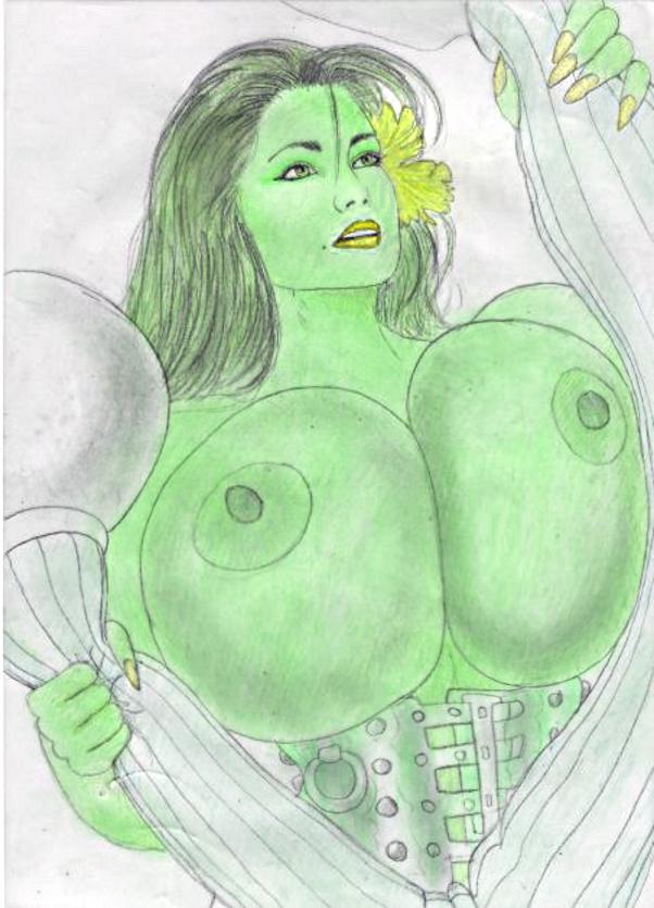 she-hulk porn comic Wii fit trainer porn comics