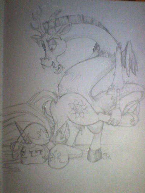 little biceps bulk my pony Beauty and the beast xxx