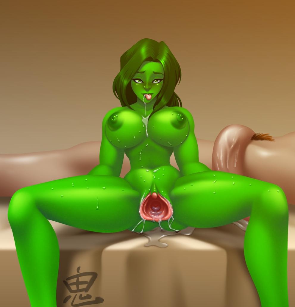 hulk porn and she hulk Chel el dorado