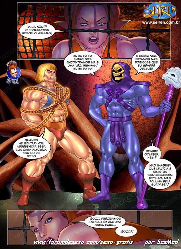 he-man Dark souls 2 stone trader chloanne