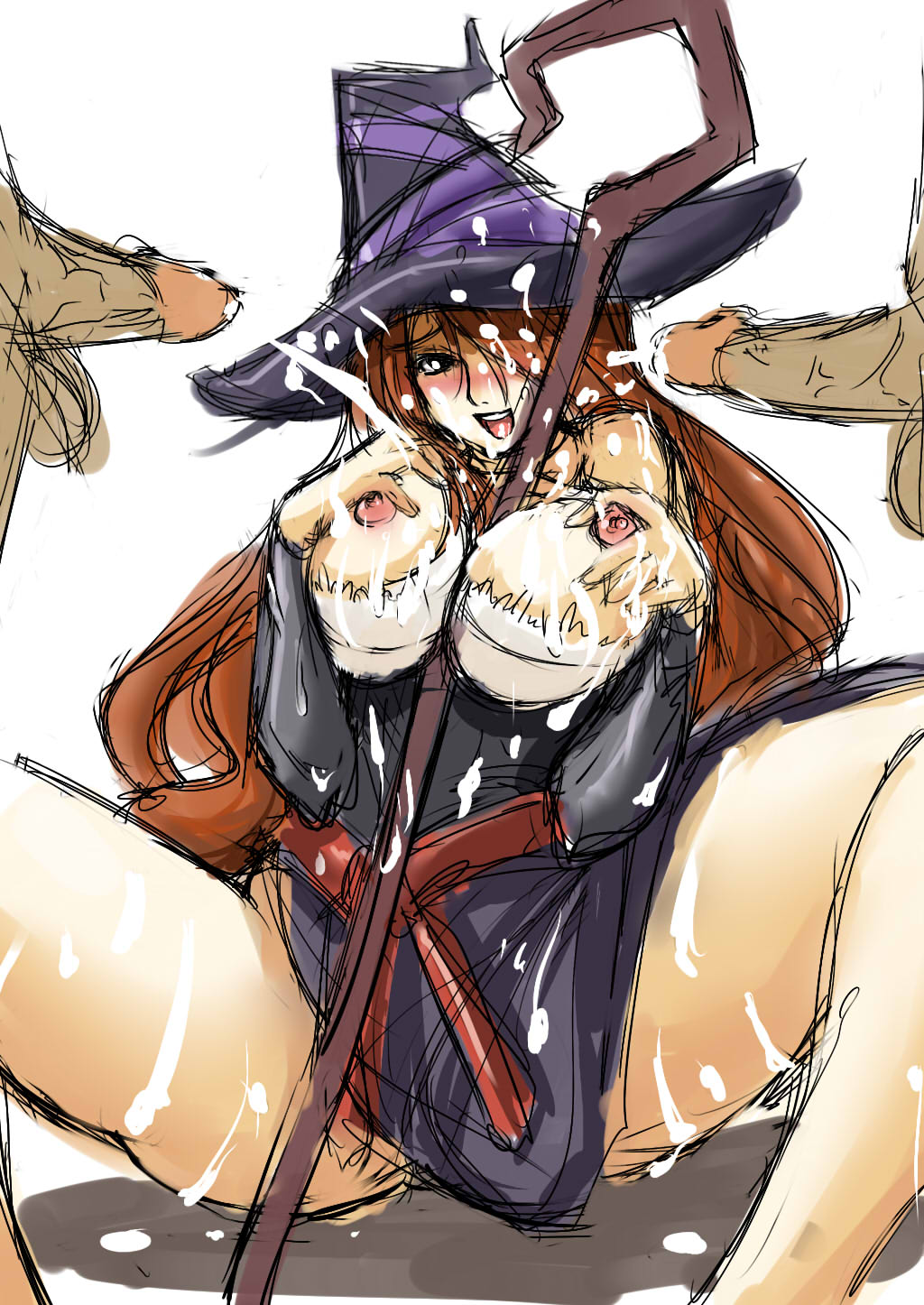 sorceress crown dragon's Rule 43 of the internet