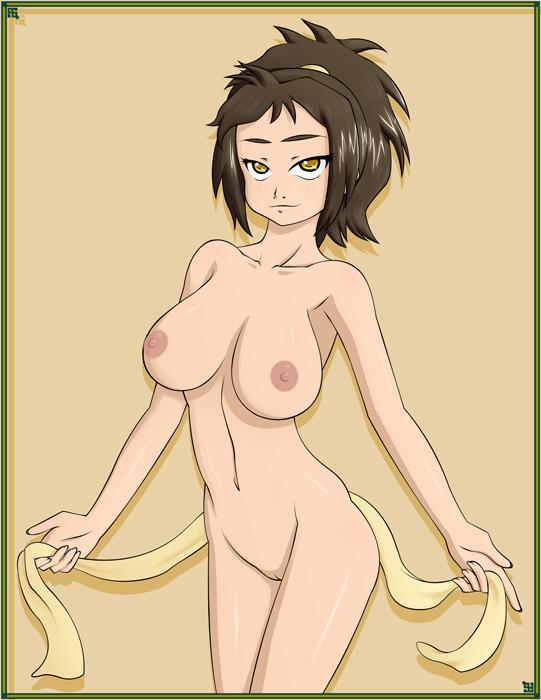 the airbender boomy last avatar Queen's blade luna luna cosplay