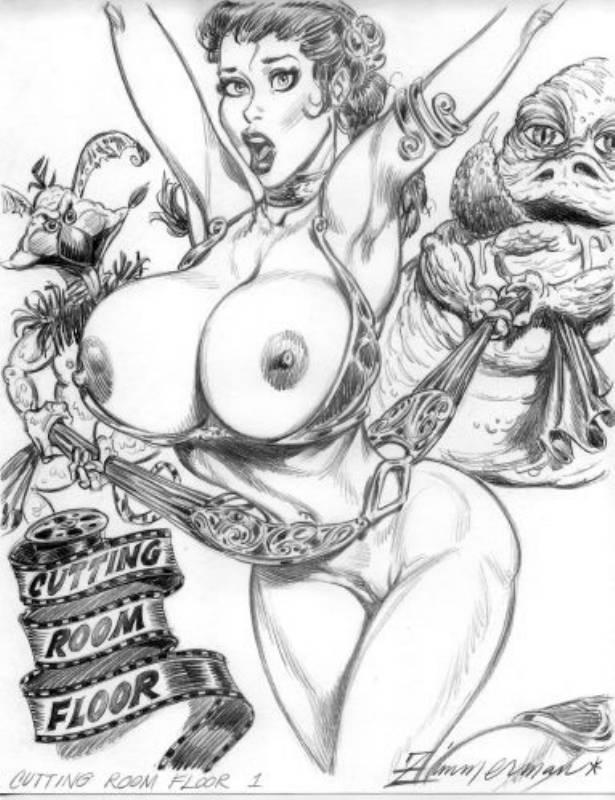 hutt slave girls the jabba Tsugou no yoi sex friend?