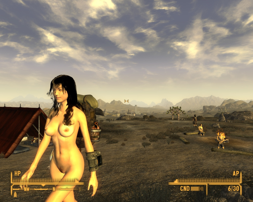 fallout new vegas Kui-tan trials in tainted space