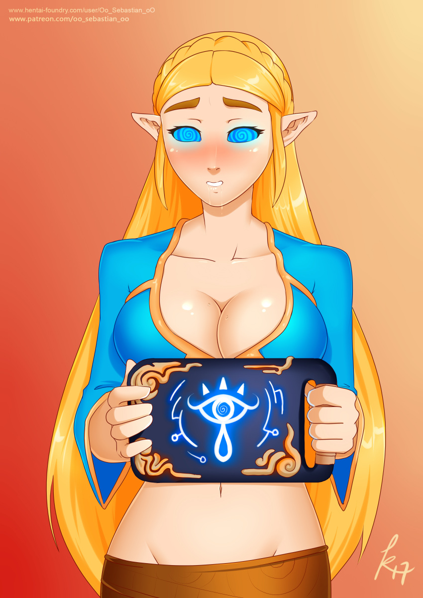 revali breath of legend of zelda the wild Elf cant on a diet