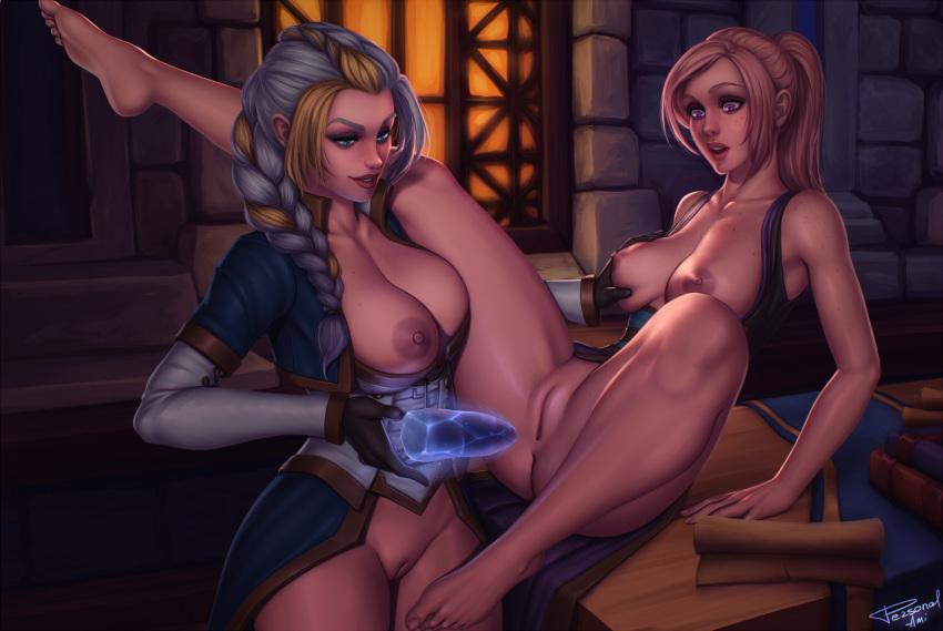 warcraft female human of world League of legends nidalee porn