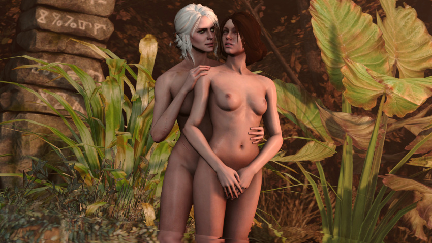 3 sex ciri witcher the Stopping!! 11 the calamity of time stop
