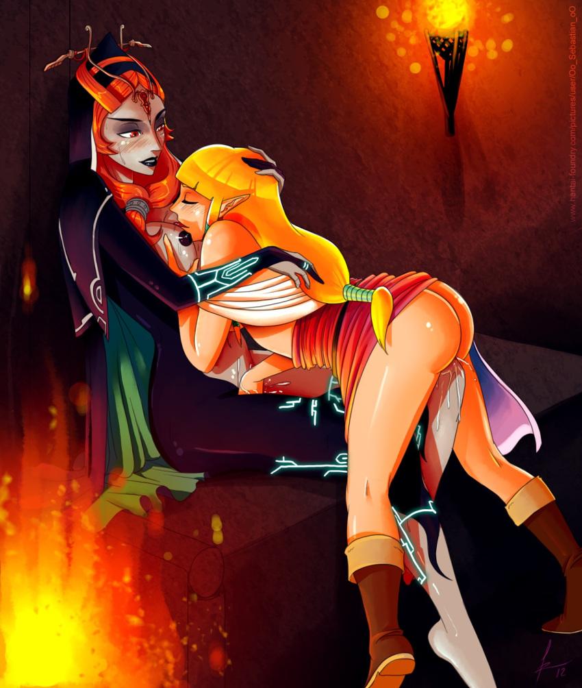 luna princess princess and cadence Ash and iris have sex