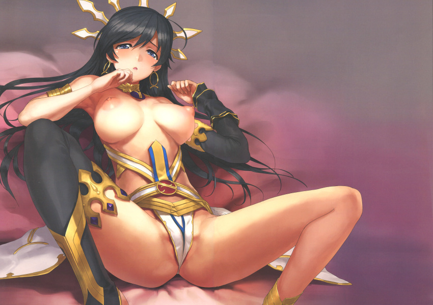order fate/grand arjuna Erika trials in tainted space