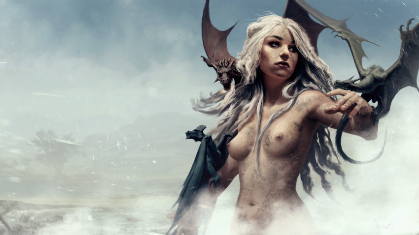 queen dragon nude of game thrones Star and the forces of evil xxx