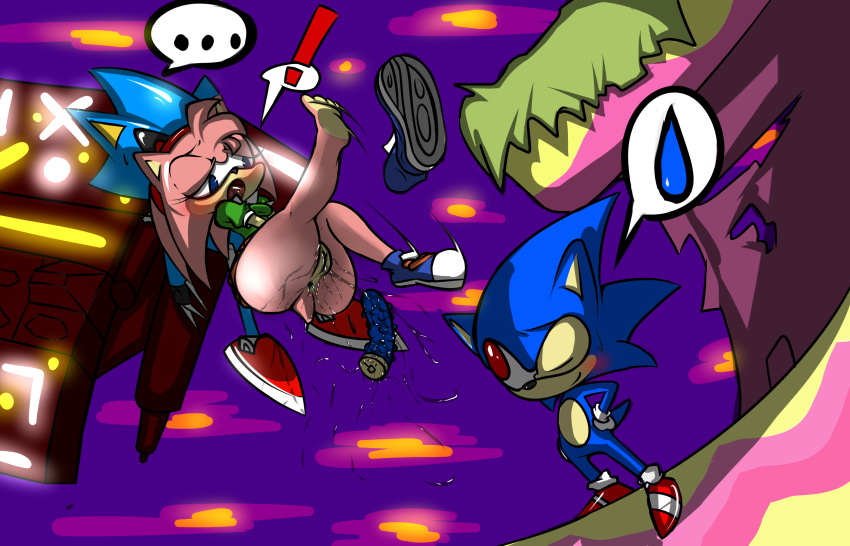 and in bed sonic it amy having Jessica nude rick and morty