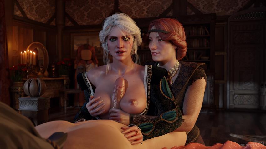witcher ciri sex the 3 Dragon ball super saiyan girls