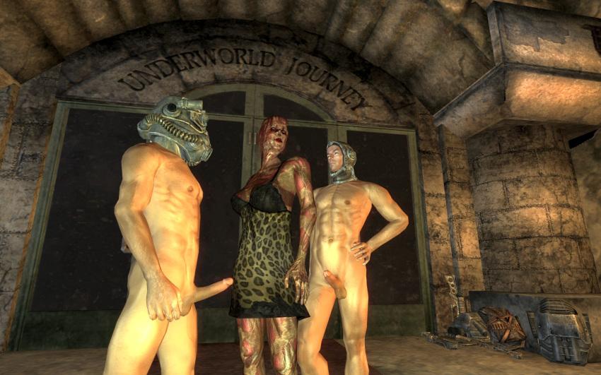 4 fallout cait Jojo bizarre adventure
