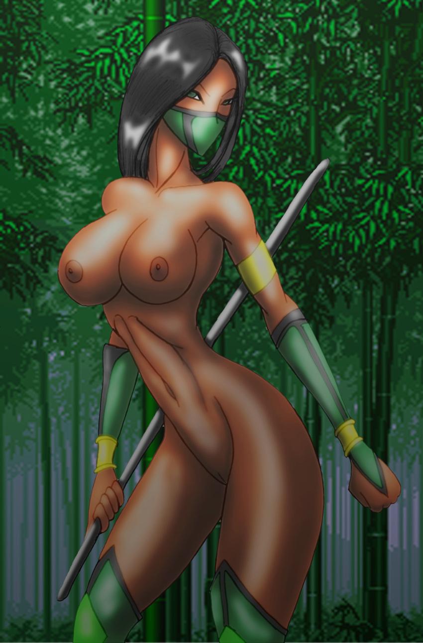 kombat blade nude mortal sonya Sayori neko works vanilla and chocola