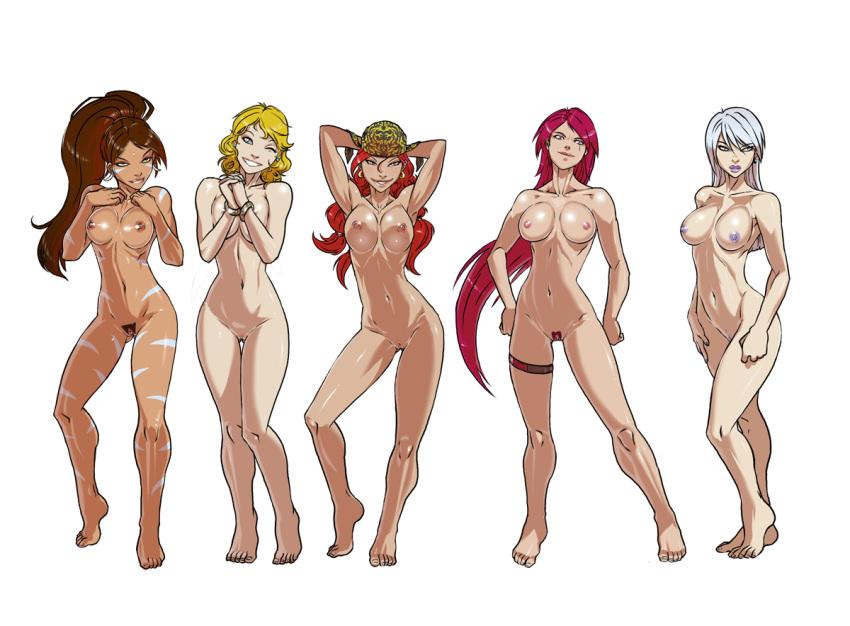 characters sou caretaker sunohara of miss Anime madan no ou to vanadis