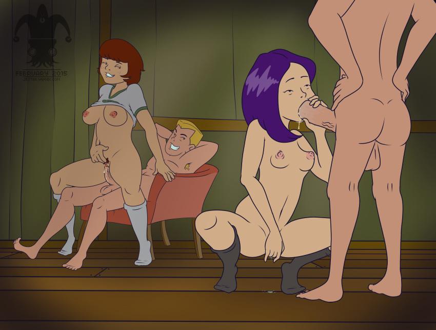 daniel camp david camp and B gata h kei nudity
