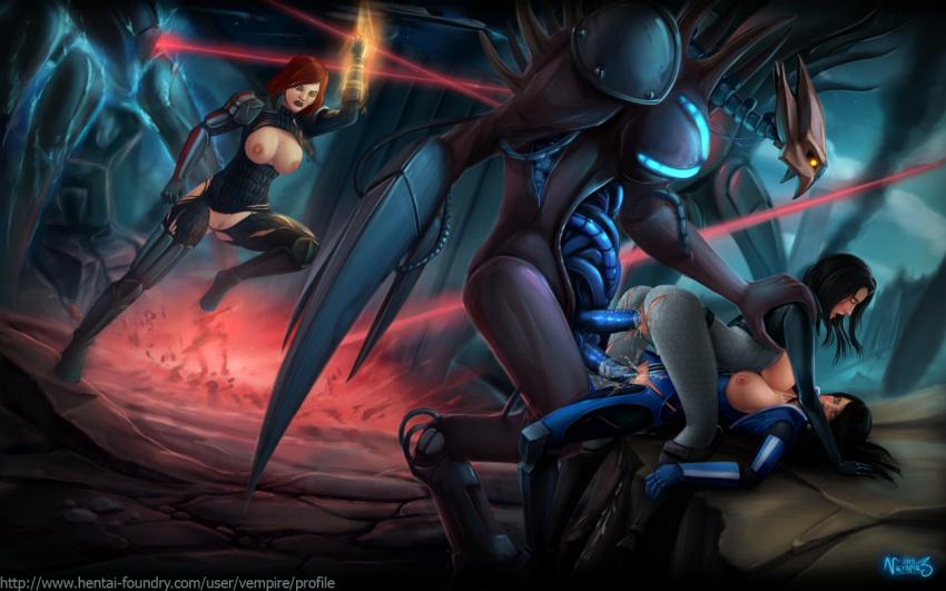 andromeda effect vetra nude mass Sword art online alicization rape scene