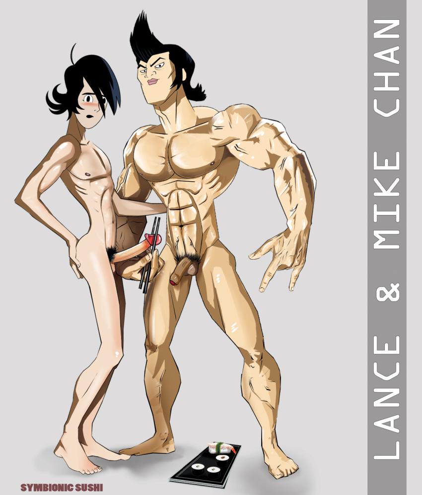 sym-bionic hentai titan Fnaf sister location bonnie hand puppet