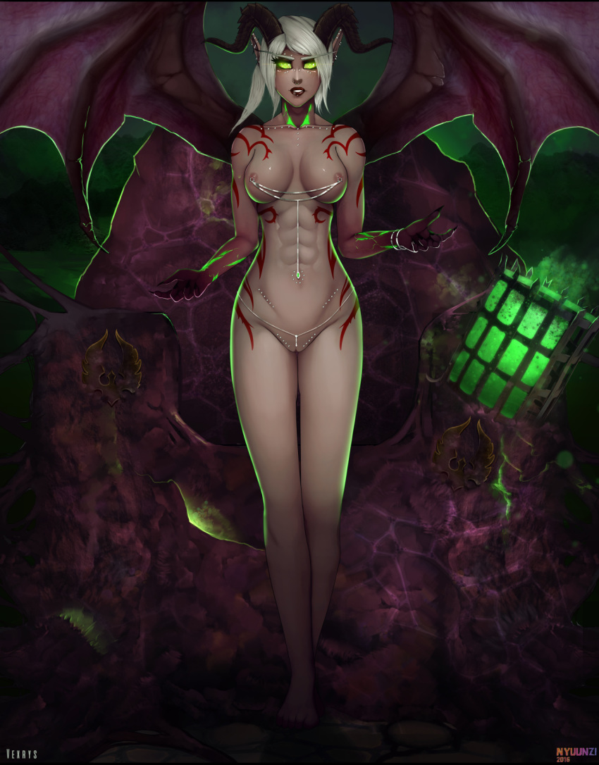 is what a blood elf 34th rule of the internet