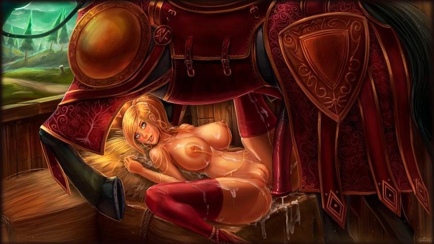 female warcraft human of world Star wars asajj ventress porn